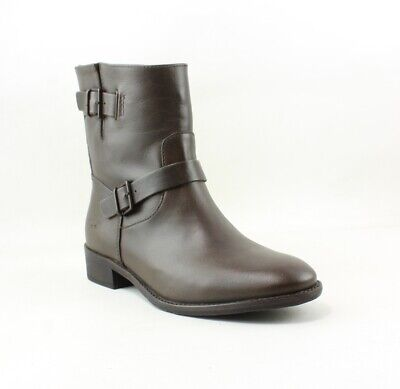 048bb8bec14 NEW UGG WOMENS Fletcher Brown Motorcycle Boots Size 7 - $79.99 ...