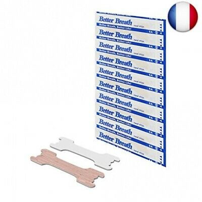 100 BETTER BREATHE NASAL STRIPS SM/MED HELP YOU SLEEP & NO SNORING by Better Bre