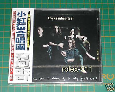 The Cranberries Everybody Else is Doing it So Why Can't We Taiwan OBI CD sealed