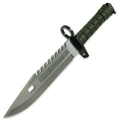 Smith & Wesson SW3G Special Ops Bayonet Combat Fixed Blade Knife