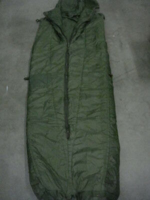 Orig.NL Armee Schlafsack M80 4 Seasons Winterschlafsack - 210 cm XL LONG TOP