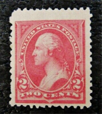 nystamps US Stamp # 248 Mint OG NH $90