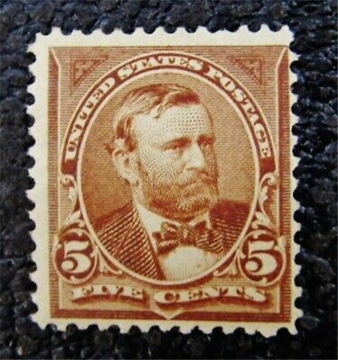 nystamps US Stamp # 270 Mint OG H $35