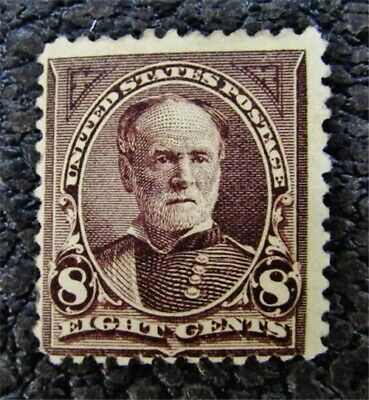 nystamps US Stamp # 272 Mint OG H $70