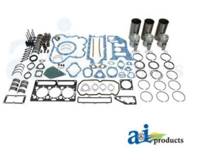 OK303 Major Engine Overhaul Kit For Massey Ferguson Tractor 135 150 230 235 203
