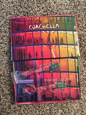 2019 2 Coachella Tickets (Weekend 2)