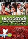 Woodstock: 3 Days of Peace & Music DVD 2-Disc Director's Cut w/ Slipcover