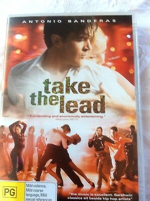 Take The Lead (DVD, 2006) PRE-OWNED