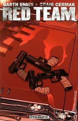 Red Team TPB (Dynamite) By Garth Ennis #1-1ST 2014 NM Stock Image