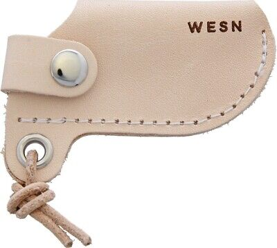 Wesn Goods--Microblade Leather Sheath
