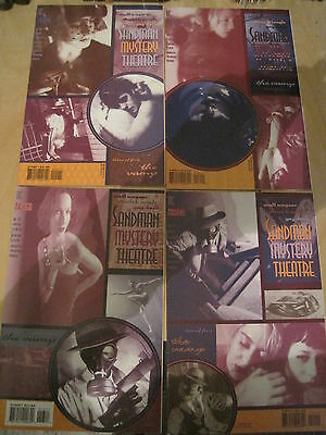 "SANDMAN MYSTERY THEATRE #s 13,14,15,16. ""The VAMP"" : COMPLETE STORY. DC. 1994"