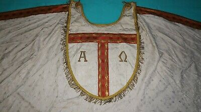 Cope, Chormantel, Pluviale, Messgewand Chasuble, Casula