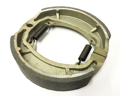 Keeway 125 Strike Rear Brake Shoes with Springs '13-14