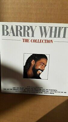 Barry White-the Collection