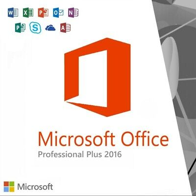 Microsoft Office 2016 ProPlus MS Office PRO product key per email