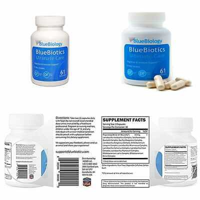 Bluebiology Ultimate Care Digestive & Immune Support FREE SHIPPING