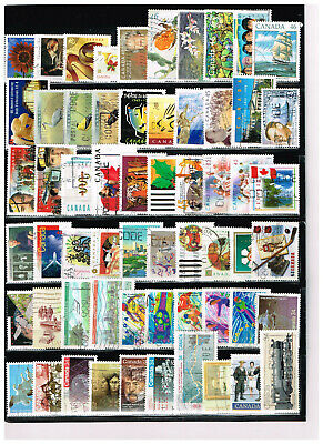 CANADA    180  Stamps   Lot # 1  ( Used )