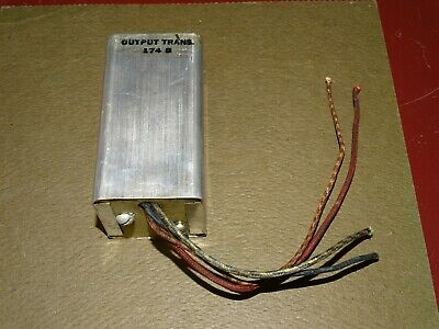 Western Electric 174B Output Transformer, for Tube Amplifier, Good
