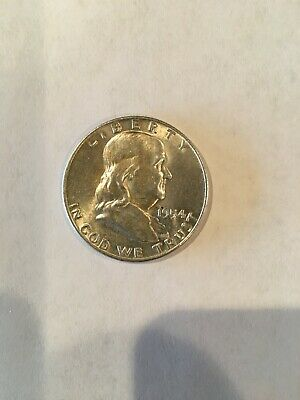 1952 Franklin Silver Half Dollar