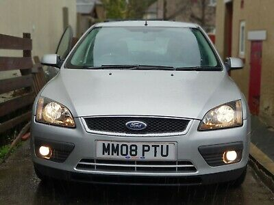 ford focus 2008 12 month m.o.t low miles
