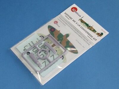 3D-Kits 1:72 Spitfire Mk II LR Conversion Kit (Airfix, Tamiya and others)
