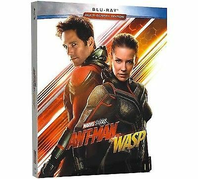 Marvel Ant-Man And The Wasp Blu Ray 2018 movie New Sealed