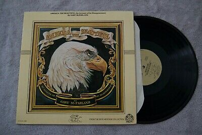 America The Beautiful Gary McFarland Orchestra Audiophile USA Record LP