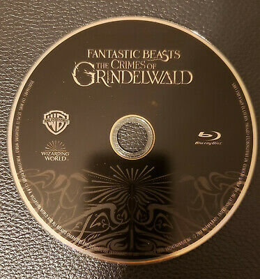 Fantastic Beasts: The Crimes of Grindelwald (Blu-ray; DISC ONLY)