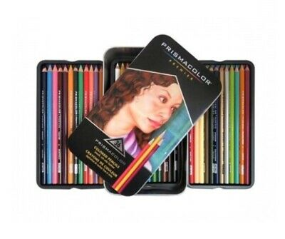Prismacolor Premier Soft Core Colored, 36 Colored Oil-blanced Pencils SET