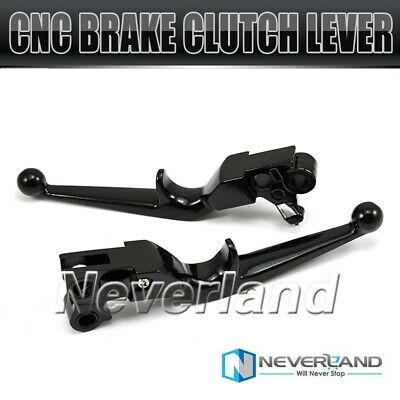 Brake Clutch Levers for Harley Dyna Wide Glide Low Rider FXDL FXSTB FXDWG