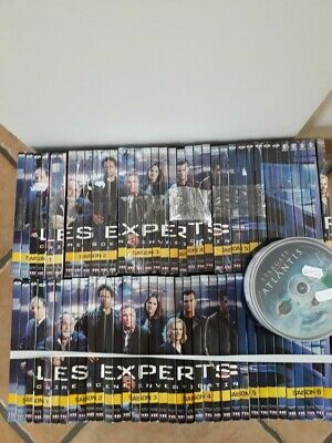 Lot 74 Dvd Neufs Et Occaz  Series Les Experts Stargate...