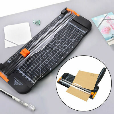 Portable A4 Photo Paper Cutter Guillotine With Ruler Home Office Trimmers Tool