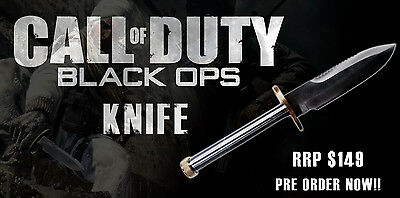 COD Black Ops Knife