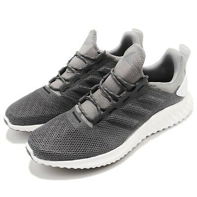 aab5225f33804 adidas Alphabounce CR CC M City Run Clima Grey White Men Running Shoes  AC8183