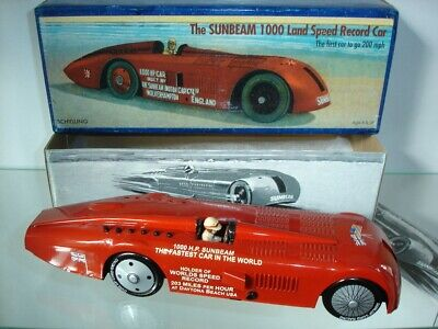 "Schylling The Sunbeam 1000 Land Speed Record Car 1927    "" Einmalig """