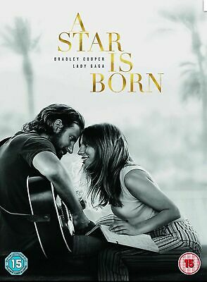 A Star is Born [2018] (DVD) Bradley Cooper, Lady Gaga, Andrew Dice Clay new!!!