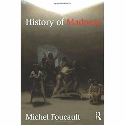 History of Madness - Paperback NEW Foucault, Miche 2009-03-19