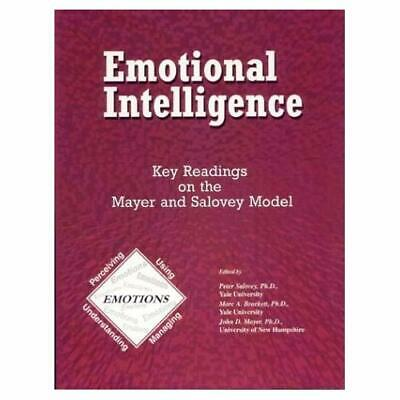 Emotional Intelligence: Key Readings on the Mayer and S - Paperback NEW Salovey,