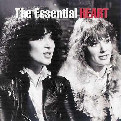 HEART The Essential 2CD BRAND NEW Ann & Nancy Wilson Best Of Greatest Hits