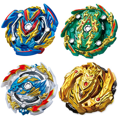Beyblade Burst GT B133 B134 B135 斬 烈 天 WHF Z Achilles Gold New Series Value Set