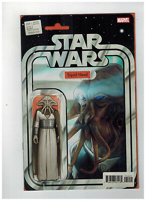 STAR WARS #54  1st Printing - Action Figure Variant Cover   / 2018 Marvel Comics