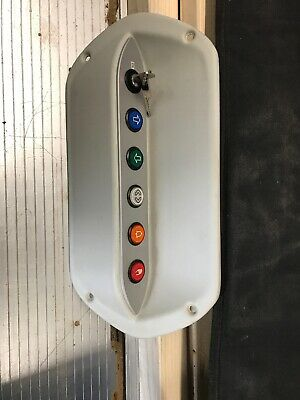 pollock lift control buttons