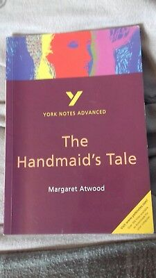 Margaret Atwood 'The Handmaid's Tale' advanced York Notes Advanced