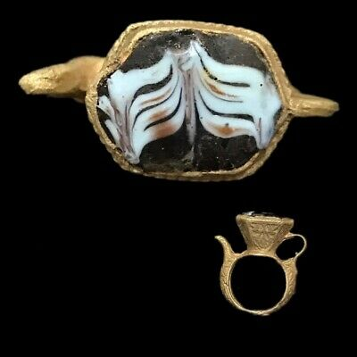 Stunning Top Quality Post Medieval Ring (6)