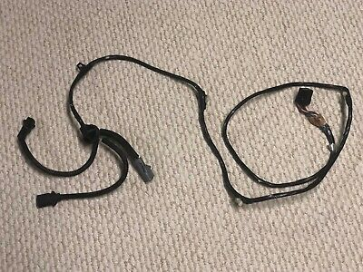 1987-1993 Mustang 5.0 GT LX T-5 Manual Transmission Wiring Harness Plugs