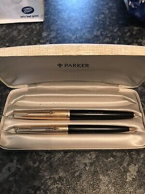 Parker 65 Rolled Gold Set - Repair
