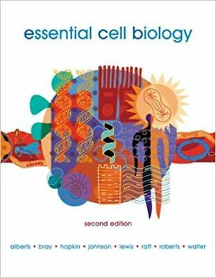 [PDF] Essential Cell Biology, Second Edition 2nd Edition by Bruce Alberts, Denni