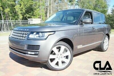 2014 Land Rover Range Rover  Range Rover HSE Supercharged 281-651-2101