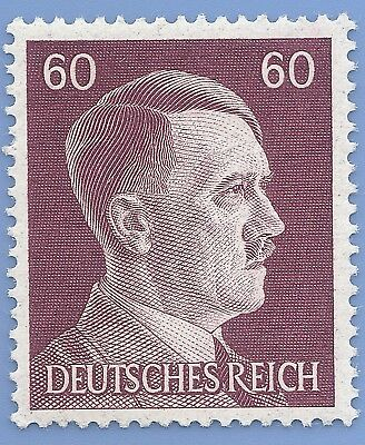 Nazi Germany Third Reich Nazi 1941 Adolf Hitler 60 stamp MNH WW2 ERA