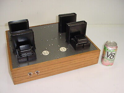 Vintage 2A3 300B DIY Tube Amplifier Project Chassis Kit 4 Hashimoto Transformers